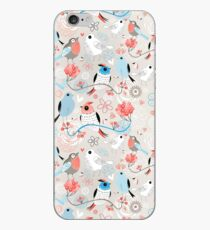 pattern love birds  iPhone-Hülle & Cover
