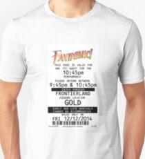 Fantasmic Fastpass Unisex T-Shirt