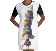 dobby, harry potter Graphic T-Shirt Dress