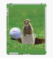 Gopher Golf iPad Case/Skin