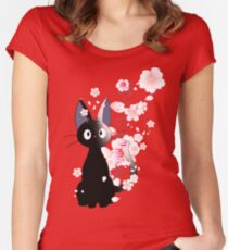 Jiji Women's Fitted Scoop T-Shirt