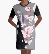 Jiji Graphic T-Shirt Dress