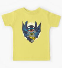 The Caped Invader Kids Tee