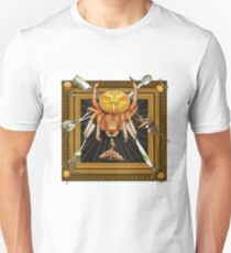 The Orb Weaver, the Moth, and the Grenade Unisex T-Shirt