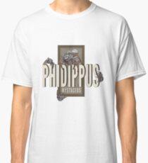 """Phidippus Mystaceus Jumping Spider """"Scrumpy"""" Tribute Classic T-Shirt"""
