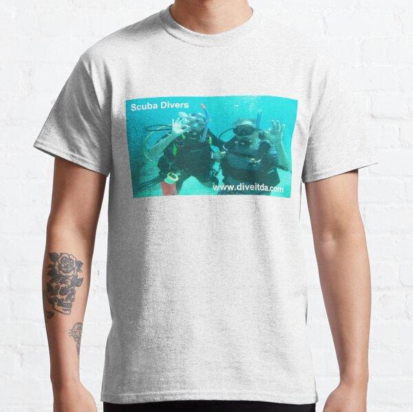 Scuba Divers Classic T-Shirt