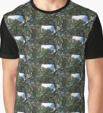 The Intricate Natural Canopy Graphic T-Shirt