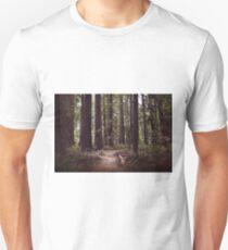 Redwood Forest Unisex T-Shirt