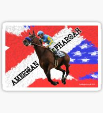 American Pharoah Sticker