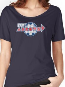 New York Arrows Jersey Women's Relaxed Fit T-Shirt