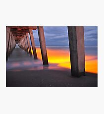 Venice Pier, As Is Photographic Print
