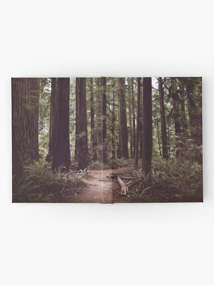 Alternate view of Redwood Forest Hardcover Journal
