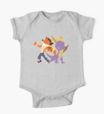 Crash and Spyro Kids Clothes
