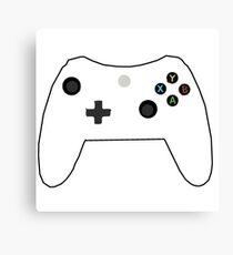 Xbox Canvas Print
