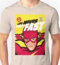 Life Moves Pretty Fast Unisex T-Shirt
