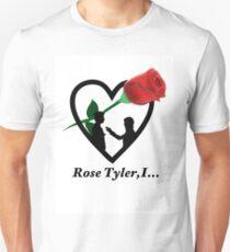 Rose Tyler,I... T-Shirt