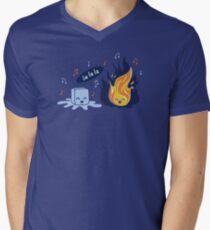 A Song Men's V-Neck T-Shirt