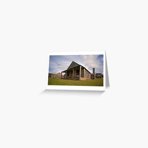 Coolamine Homestead, Kosciuszko National Park Greeting Card