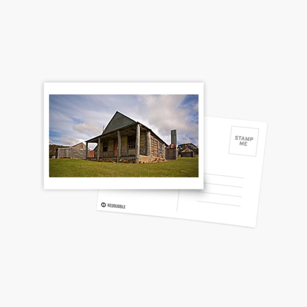 Coolamine Homestead, Kosciuszko National Park Postcard