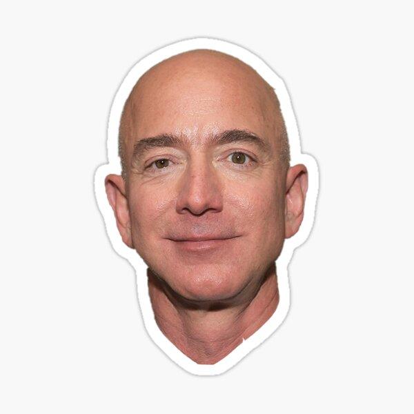 Jeff Bezos Sticker
