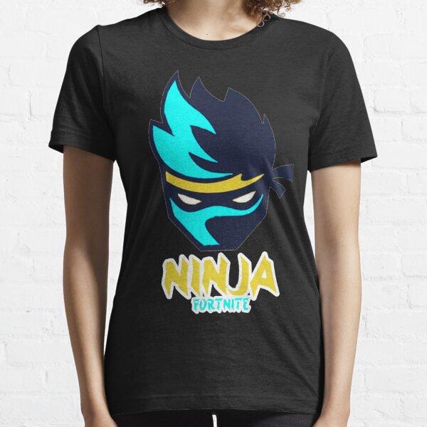 Camiseta clásica Ninja Fortnite Logo Camiseta esencial
