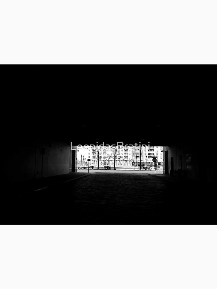 The Tunnel by LeonidasBratini