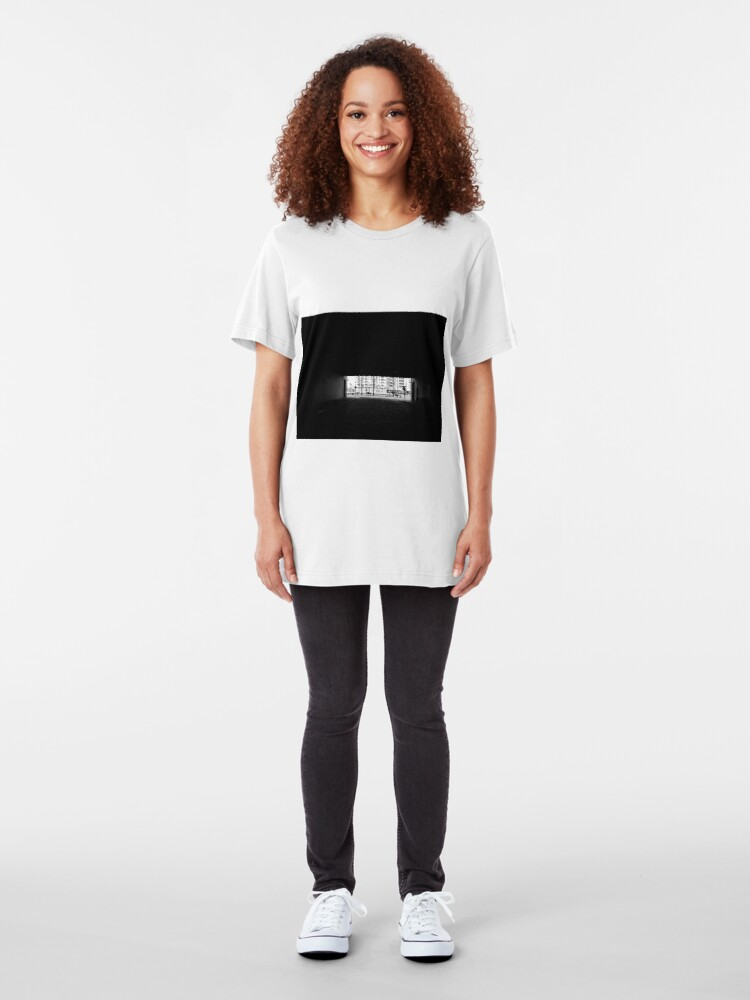 Alternate view of The Tunnel in Town  Slim Fit T-Shirt