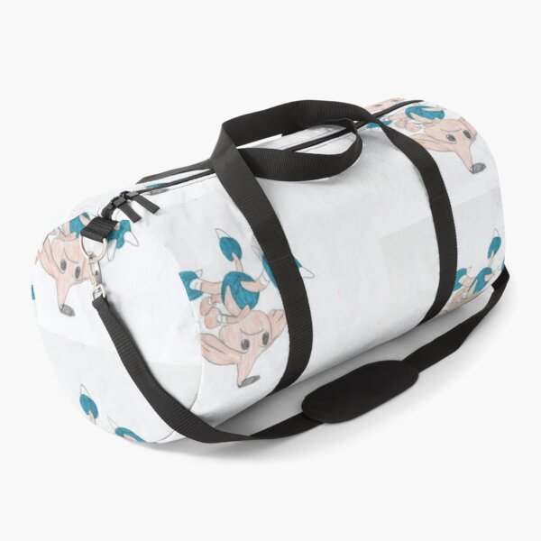 Hitmontop drawing Duffle Bag