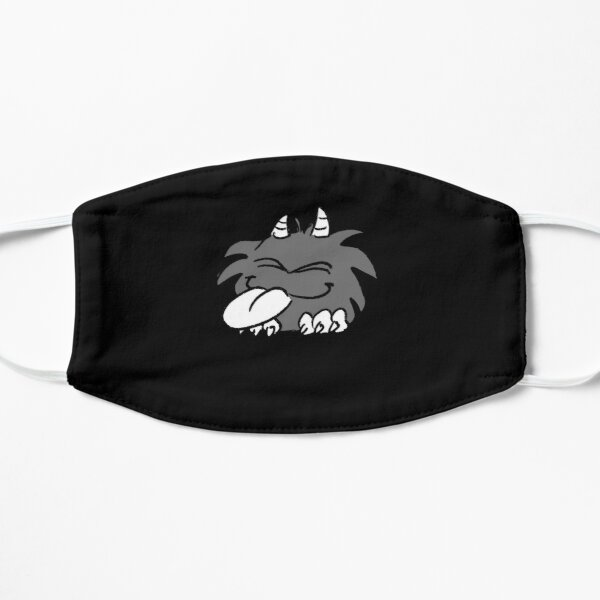 Frecher Cornibus Flache Maske