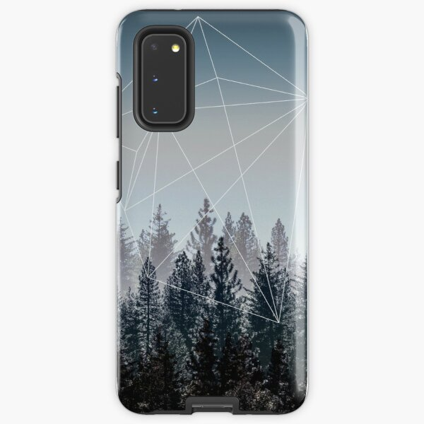 Woods Samsung Galaxy Tough Case