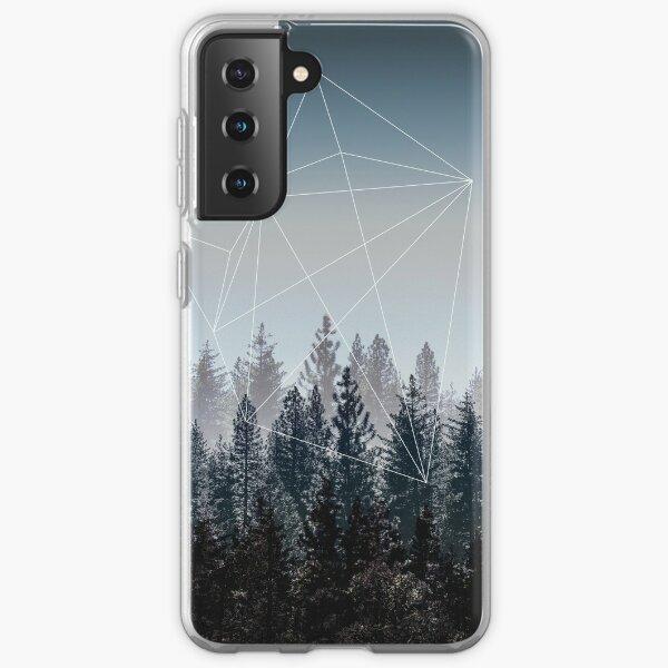 Woods Samsung Galaxy Soft Case