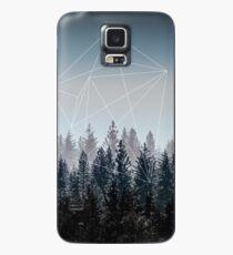 Woods  Hülle & Klebefolie für Samsung Galaxy