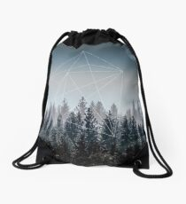 Woods Drawstring Bag