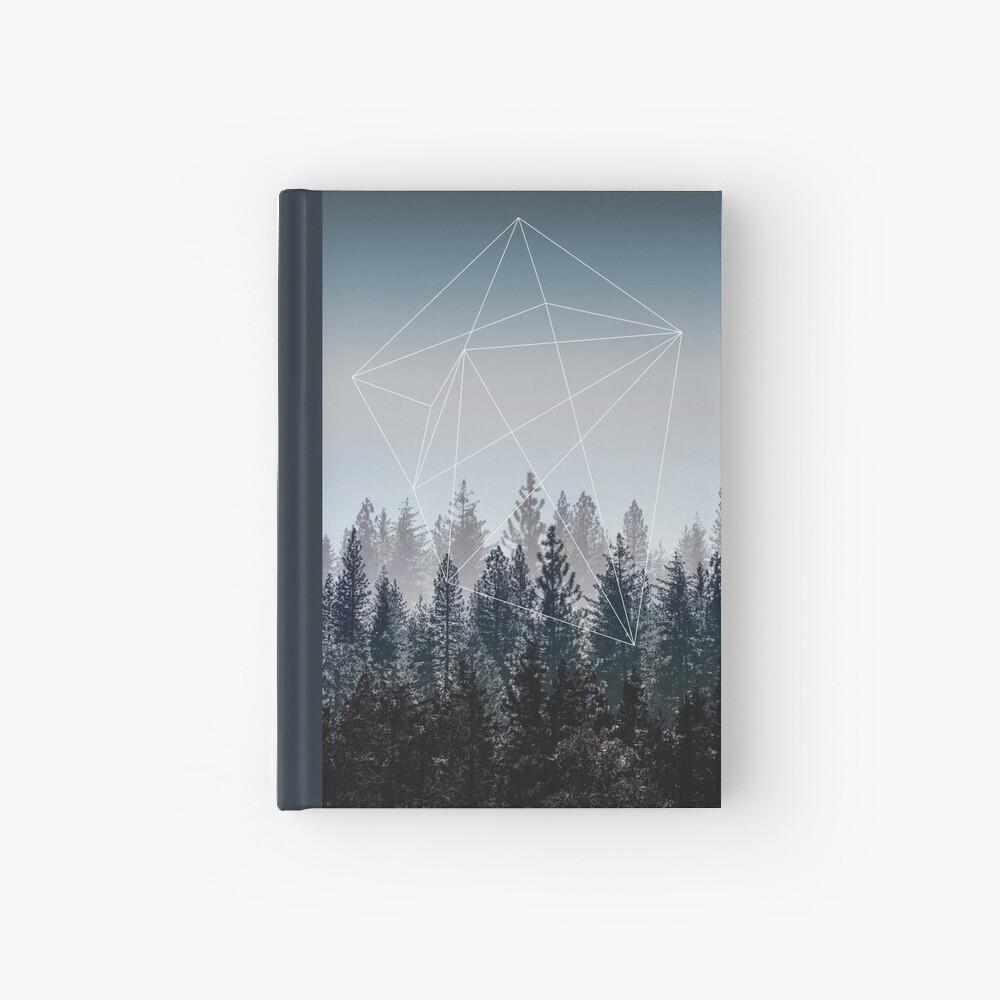 Woods Hardcover Journal