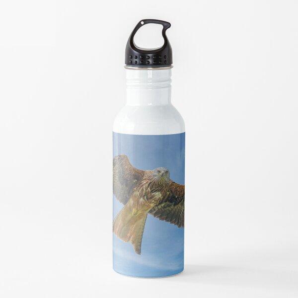 Red Kite (Milvus Milvus) Water Bottle