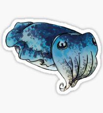 Ernie the Cuttlefish Sticker