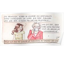 Comic - Grandmother (in Portuguese) Poster