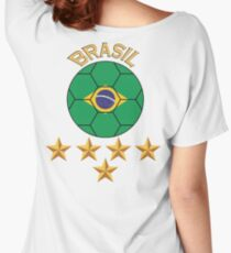 brasil big Women's Relaxed Fit T-Shirt