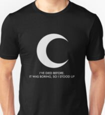 Moon Knight - I've Died Before T-Shirt