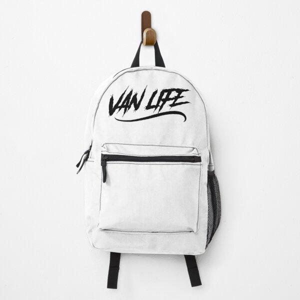 Funny Van life | Retro Camper van T-shirt Backpack