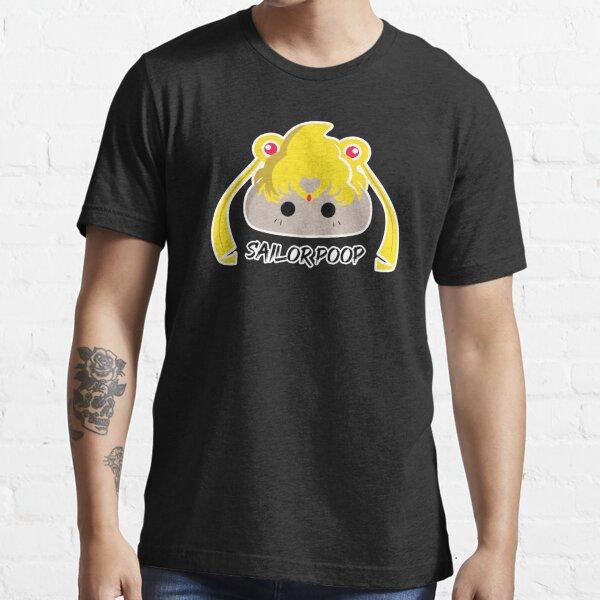 Parodie Sailor Poop T-shirt essentiel