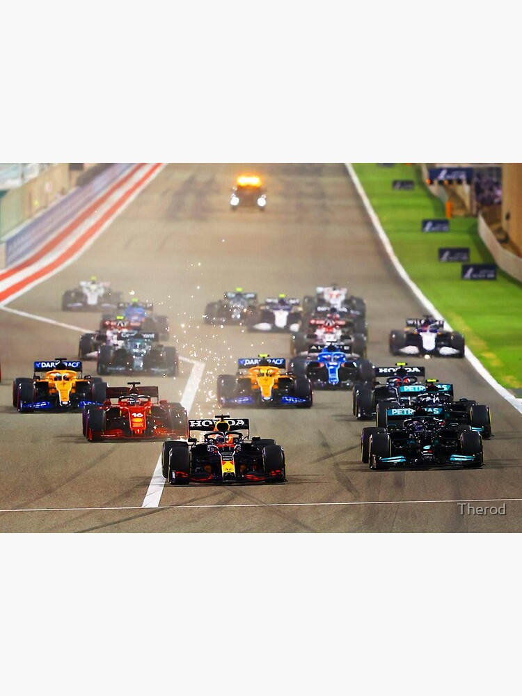 Start of the 2021 Formula 1 season by Therod