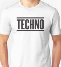 Techno T-Shirt T-Shirt