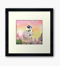 My little pony Derpy Framed Print