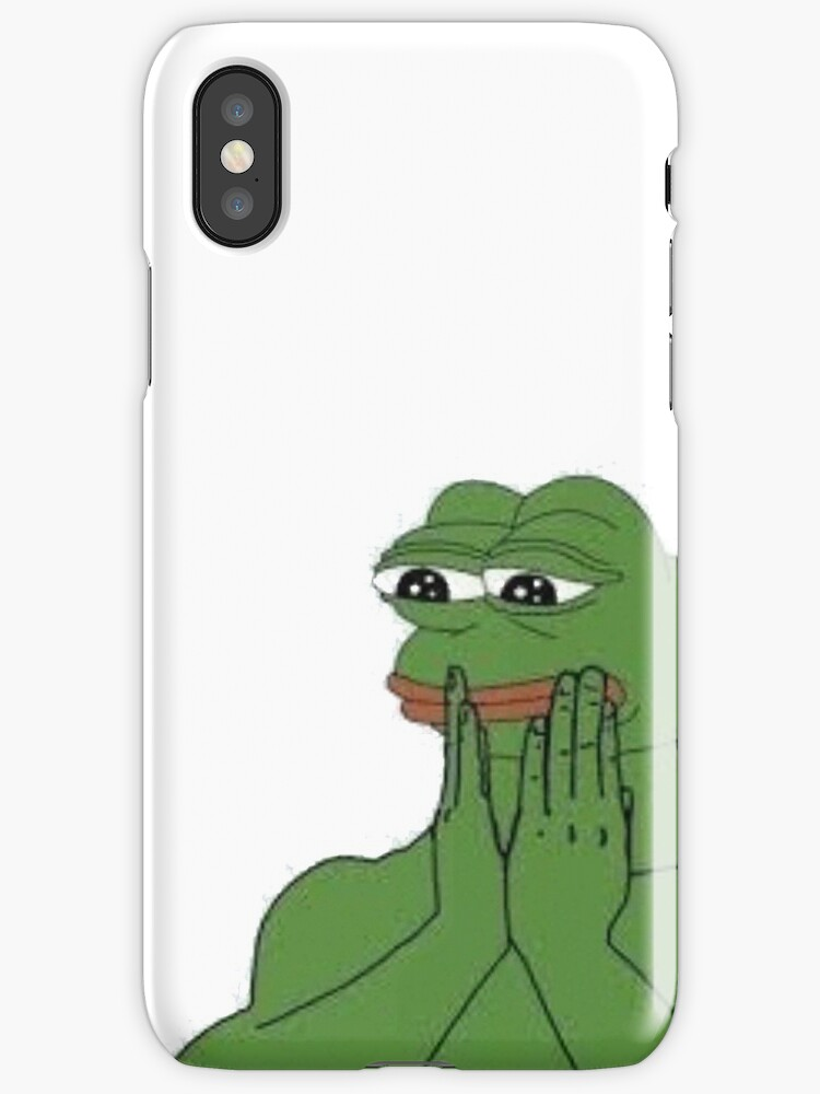 Low Quality Pepe by IAMDIANNIMAL