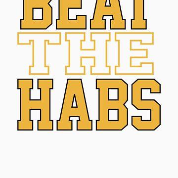 Beat The Habs by gentlemensclub