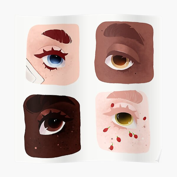 Shiny Eyes  Poster