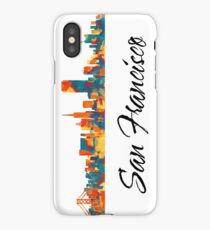 San Francisco Skyline iPhone Case