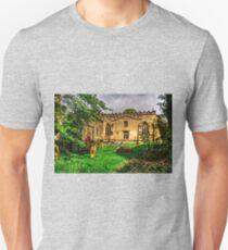 Pickering Parish Church Graveyard T-Shirt