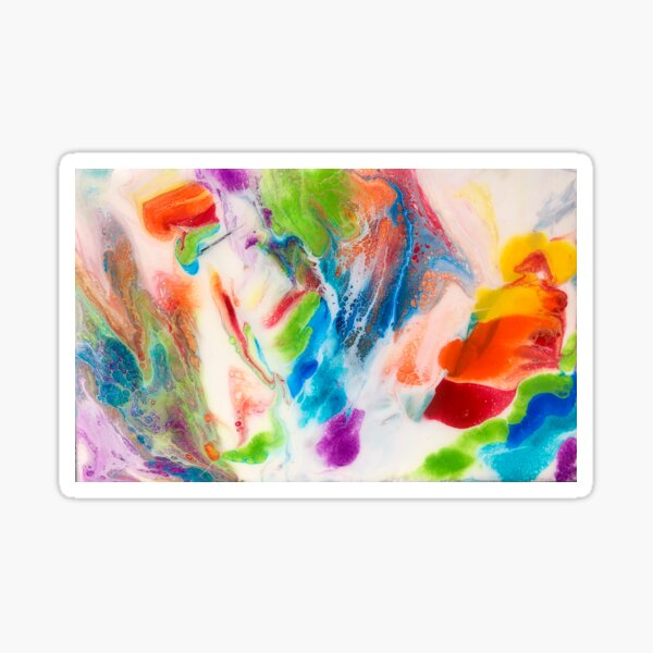 Color Full II Sticker